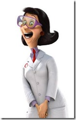 meet the robinsons - crazy scientist lady